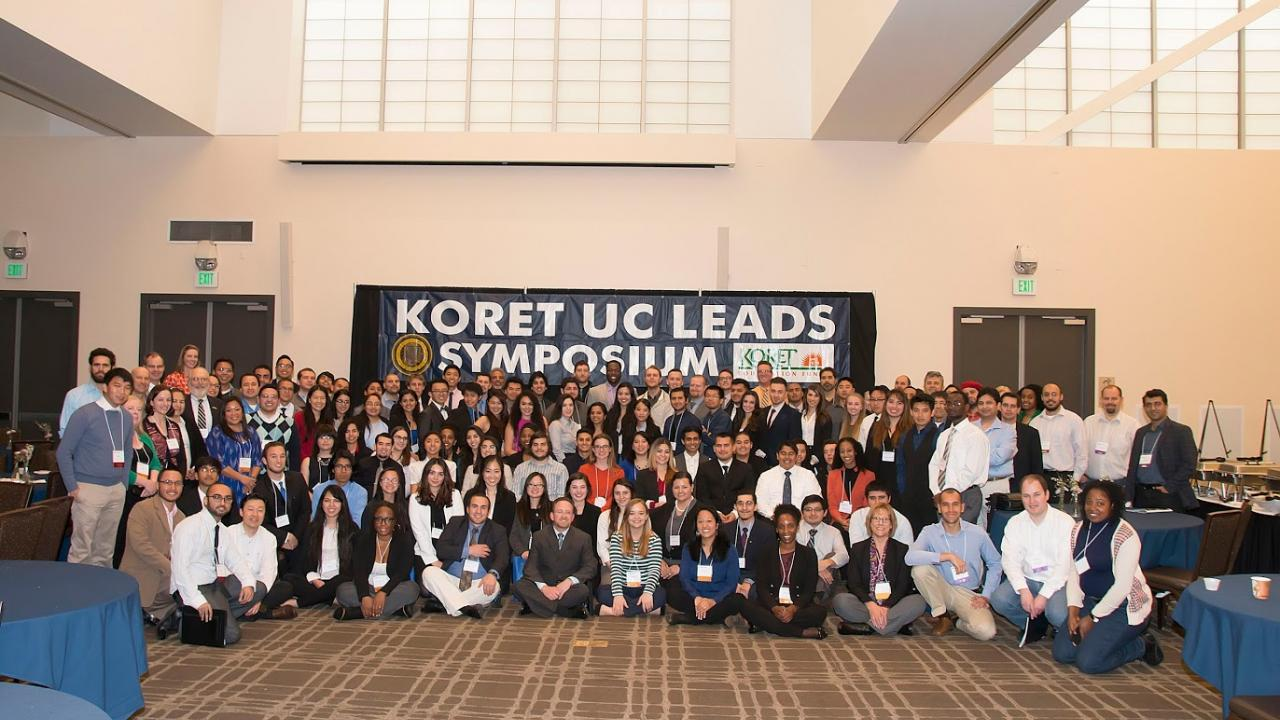 UC LEADS Symposium 2016